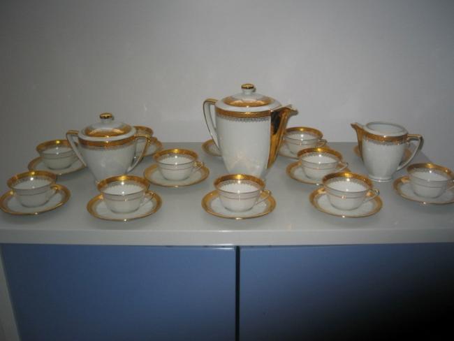 Aux bonnes affaires de greux - Service de table en porcelaine de limoges ...